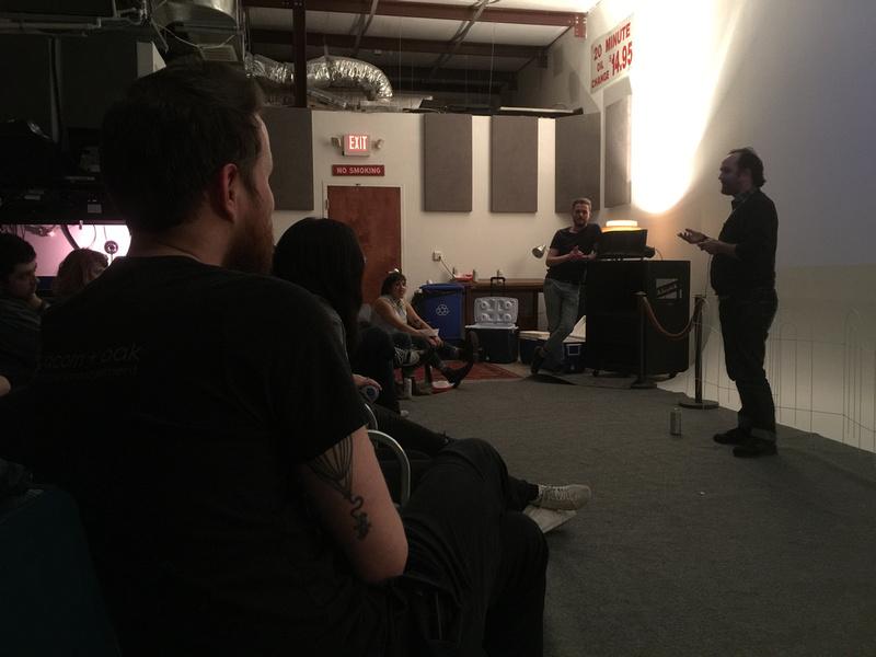 Smyth Brothers - Single Frame at Shadowbox